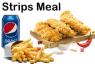 sf chicken strips meal